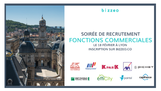 AFTERWORK DE RECRUTEMENT BIZZEO CONNECT